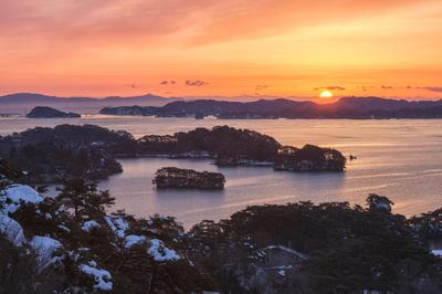 日本三景・松島(宮城県松島町)