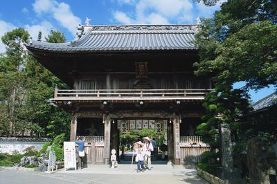 第1番札所 霊山寺(徳島県鳴門市)