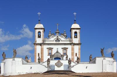 ボン・ジェズス・ド・コンゴーニャスの聖所