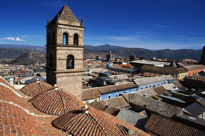 ボリビアの世界遺産すべて