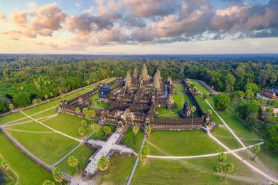 カンボジアの世界遺産すべて
