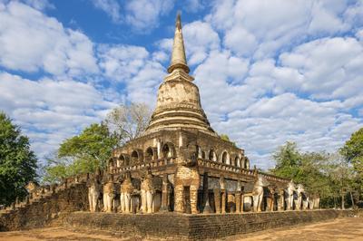 タイの世界遺産すべて