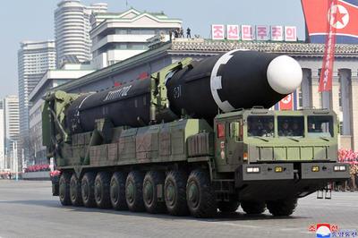 【北朝鮮】パレード