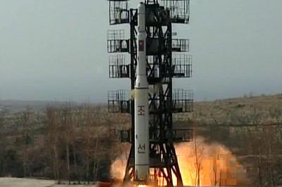 【北朝鮮】ミサイル