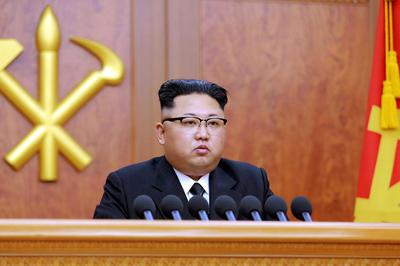 【北朝鮮】金正恩 朝鮮労働党委員長