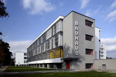 ヴァイマル、デッサウ及びベルナウのバウハウスとその関連遺産群