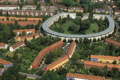 ベルリンのモダニズム集合住宅群