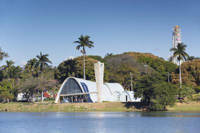 パンプーリャの近代建築群
