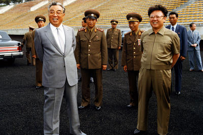 【北朝鮮】金日成 国家主席