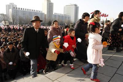 【北朝鮮】中央追悼大会