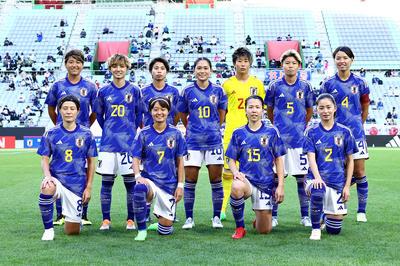 なでしこジャパン(女子代表)