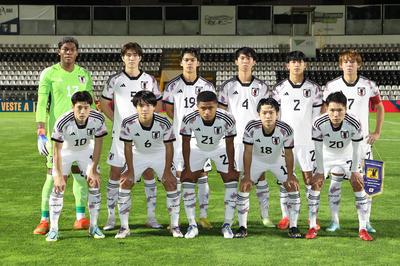 男子オリンピック(U-23)日本代表