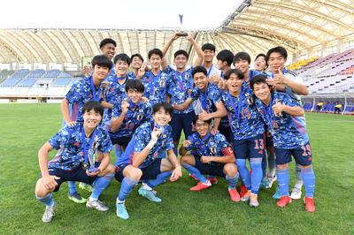 男子ユース(U-20)日本代表