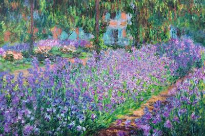 「花」香る絵画