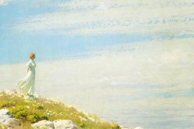 「風」を感じる絵画