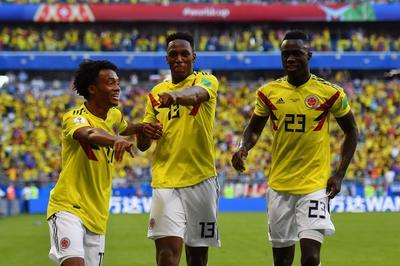 セネガル 0-1 コロンビア