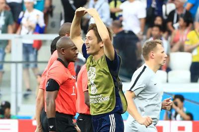 日本 0-1 ポーランド