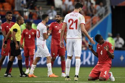 パナマ 1-2 チュニジア