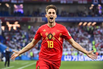 イングランド 0-1 ベルギー