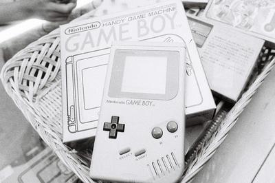 ゲームボーイ人気(平成元年 / 1989年9月)
