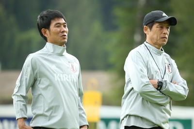 日本代表 コーチ