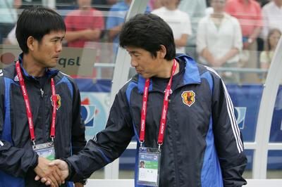 U-20日本代表 アシスタントコーチ