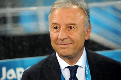 アルベルト・ザッケローニ (2010-14年)