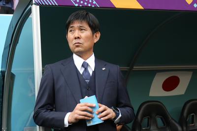 日本代表 監督