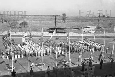 1954年 マニラアジア大会
