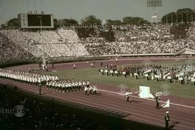 1958年 東京アジア大会