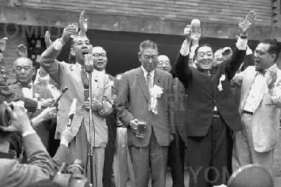 池田勇人が新総裁に(1960年7月14日)