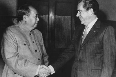 ニクソン大統領訪中