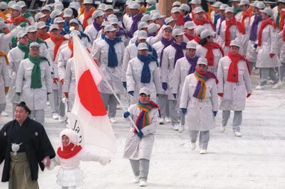 長野オリンピック(1998年2月)