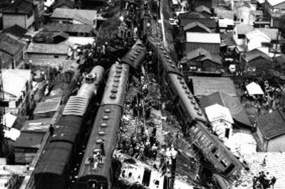 三河島事故(1962年5月)