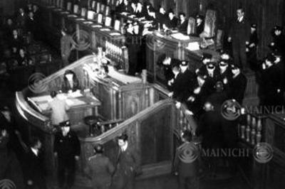臨時石炭鉱業管理法の成立(1947年)