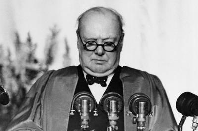 チャーチル「鉄のカーテン」演説(1946年3月)