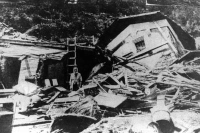明治三陸地震(1896年6月)