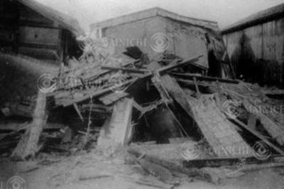 秋田仙北地震(1914年3月)