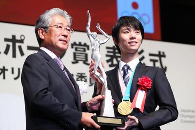 2018年 JOCスポーツ賞 表彰式