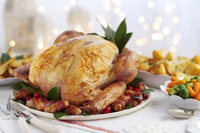 クリスマスの食べ物