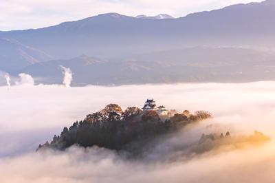 日本の城の絶景