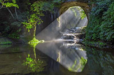 濃溝の滝(千葉県)