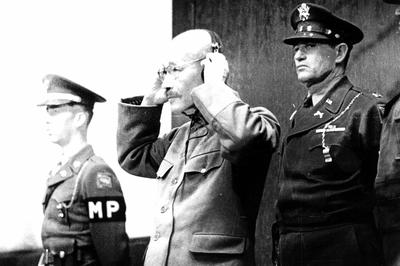 極東国際軍事裁判(東京裁判)始まる(1946年)