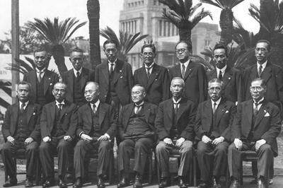 第1次吉田内閣発足(1946年5月)