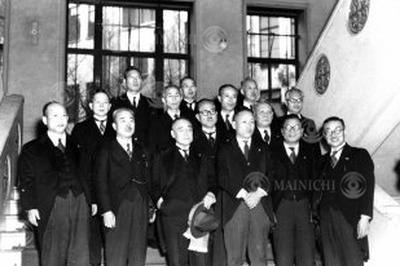 第3次吉田茂内閣発足(1949年2月)
