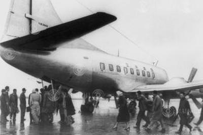 日本航空が設立(1951年)