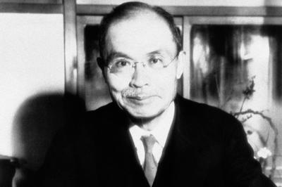 幣原喜重郎が死去(1951年3月)