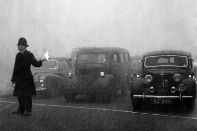 ロンドンスモッグ事件(1952年)