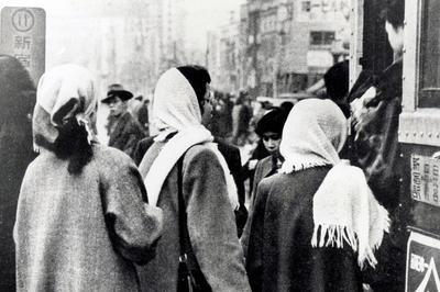「真知子巻き」がブームに(1953年)