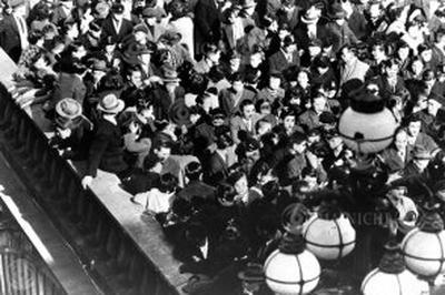 二重橋事件(1954年1月)